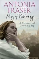 My History, A Memoir of Growing Up 0385685173 Book Cover