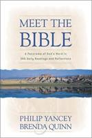 Meet the Bible 0310227763 Book Cover