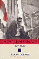 The Japan Journals: 1947-2004 1880656914 Book Cover