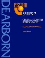 Passtrak Series 7: General Securities Representative License Exam Manual (Passtrak (Numbered)) 0793134668 Book Cover
