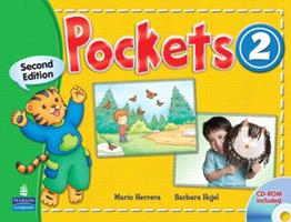 Pockets 2: Student Book 0136038786 Book Cover
