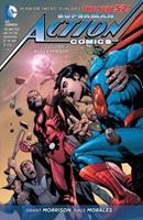 Superman – Action Comics, Volume 2: Bulletproof 1401241018 Book Cover