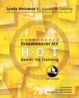 Macromedia Dreamweaver MX Hands-On Training 0321112717 Book Cover