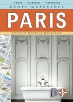 Knopf MapGuide: Paris (Knopf Citymap Guides) 0307263886 Book Cover