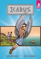 Icarus (Short Tales Greek Myths) 1602701369 Book Cover