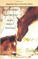 Misty Boxed Set (Misty's Twilight; Sea Star; Stormy, Misty's Foal; Misty of Chincoteague) 0528824236 Book Cover