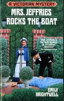 Mrs. Jeffries Rocks the Boat 0425169340 Book Cover