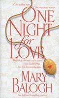One Night for Love 0440226007 Book Cover