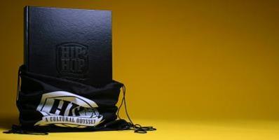 Hip-Hop: A Cultural Odyssey 0615410669 Book Cover