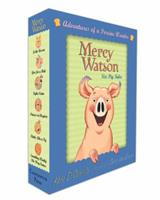 Mercy Watson: #1-6 [Boxed Set: Adventures of a Porcine Wonder] 0763657093 Book Cover