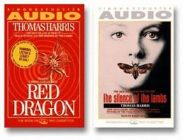 Red Dragon/The Silence of the Lambs 067175839X Book Cover