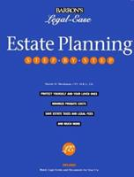 Estate Planning: Step-By-Step (Barron's Legal-Ease Series) 0812098064 Book Cover