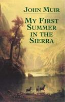 My First Summer in the Sierra Book Cover
