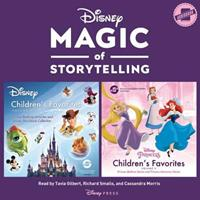 Magic of Storytelling: Disney Children's Favorites 1538512424 Book Cover