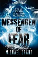 Messenger of Fear 0062207407 Book Cover