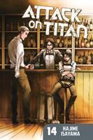 Attack on Titan, Vol. 14 1612626807 Book Cover