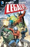 DC Universe: Legacies 1401231330 Book Cover