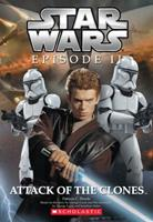 Star Wars, Episode II - Attack of the Clones (Junior Novelization) 0439139287 Book Cover