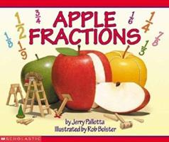 Apple Fractions 0439389011 Book Cover