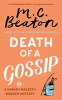 Death of a Gossip 0804102260 Book Cover