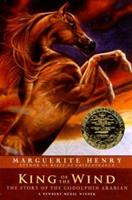 King of the Wind: The Story of the Godolphin Arabian 0590030507 Book Cover