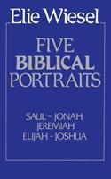 Five Biblical Portraits 0268009570 Book Cover