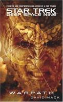 Star Trek: Deep Space Nine - Warpath 1416507752 Book Cover
