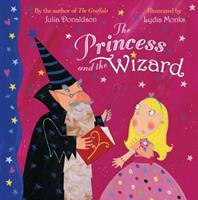 The Princess and the Wizard 1405090766 Book Cover