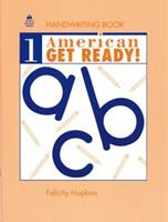 American Get Ready] 1 Handwriting Book 0194344339 Book Cover