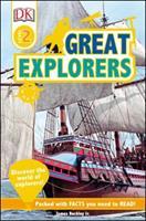 Great Explorers (DK Readers L2) 1465469257 Book Cover
