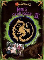 Descendants 2: Mal's Spell Book 2: More Wicked Magic 136800041X Book Cover