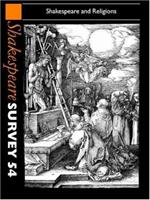 Shakespeare and Religions, Vol. 54 052102398X Book Cover