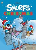 The Smurfs Christmas (The Smurfs Graphic Novels) 1597074519 Book Cover
