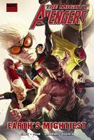 The Mighty Avengers, Volume 5: Earth's Mightiest 0785137467 Book Cover