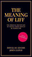 The Meaning of Liff 0517553473 Book Cover