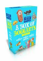 A Box of Boggarts: The Boggart; The Boggart and the Monster; The Boggart Fights Back 1534432906 Book Cover