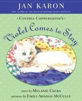 Cynthia Coppersmith's Violet Comes to Stay (Mitford) 0670060739 Book Cover