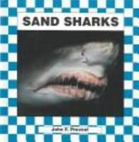 Sand Sharks 1562394703 Book Cover