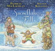 Snowflakes Fall 0385376936 Book Cover