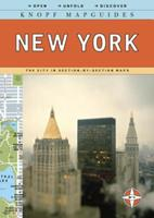 Knopf MapGuide: New York 0307263894 Book Cover