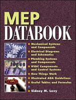 MEP Databook 0071360204 Book Cover