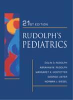 Rudolph's Fundamentals of Pediatrics 0838584500 Book Cover