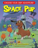 Space Pup 1937133435 Book Cover