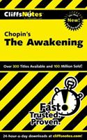 """Chopin's """"The Awakening"""" (Cliffs Notes) 0764586521 Book Cover"""