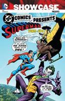 Showcase Presents: DC Comics Presents: Superman Team-Ups, Vol. 2 1401240488 Book Cover
