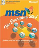 MSN  The Everyday Web(TM) (Eu-Independent) 0735611408 Book Cover
