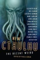 New Cthulhu: The Recent Weird 1607012898 Book Cover