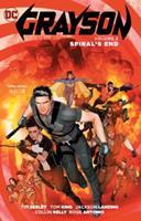 Grayson, Volume 5: Spiral's End 1401268250 Book Cover
