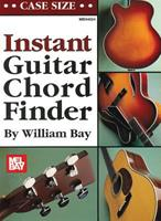Instant Guitar Chord Finder 1562225464 Book Cover
