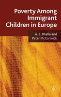 Poverty among Immigrant Children in Europe 0230221041 Book Cover